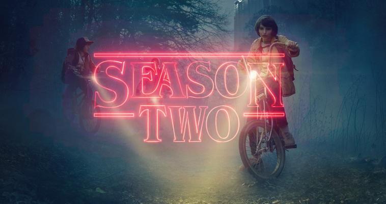 Stranger Things season 2 trailer