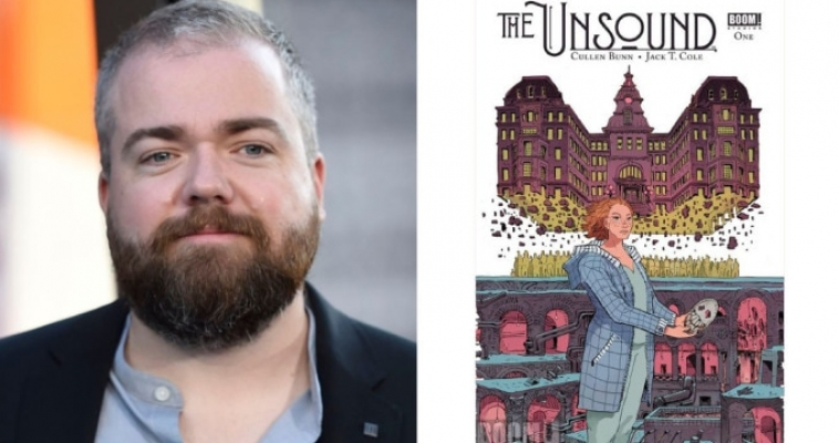 BloodList 2018 writer, Skylar James is set to adapt THE UNSOUND for Boom Studios! With David Sandberg producing.