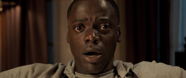 GET OUT: written and directed by Jordan Peele