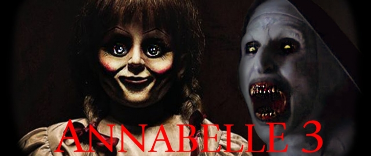 ANNABELLE 3 is happening, and Gary Dauberman is directing!