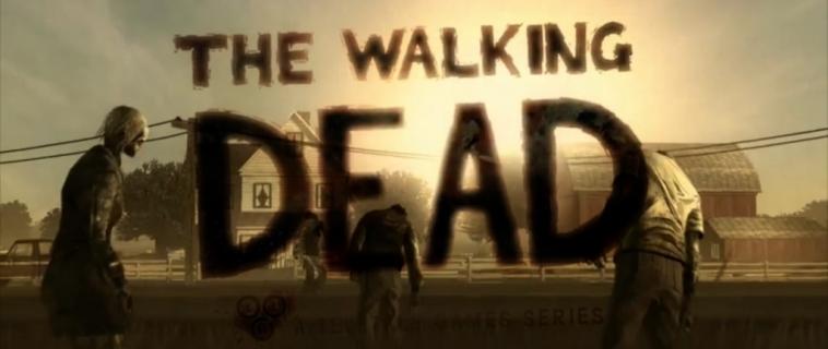 Telltale walking dead video game