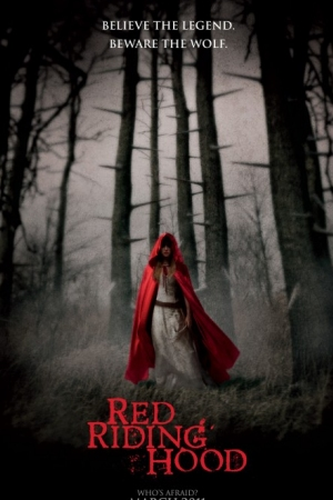THE GIRL WITH THE RED RIDING HOOD<br>2009 Blood List