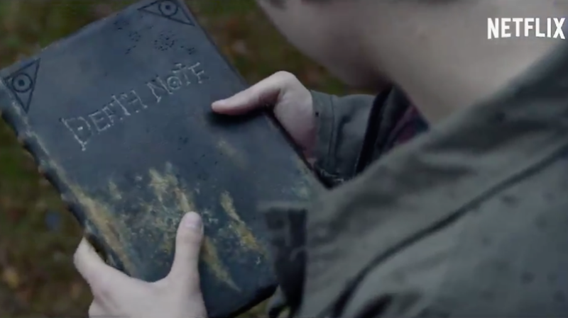 Death Note Teaser!