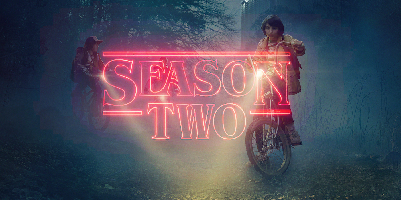Stranger Things season 2 trailer