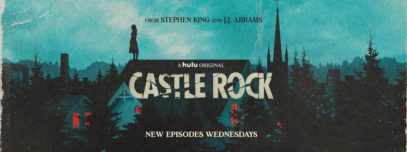 We are so excited!! Tune in to Hulu on July 25th: #CastleRock