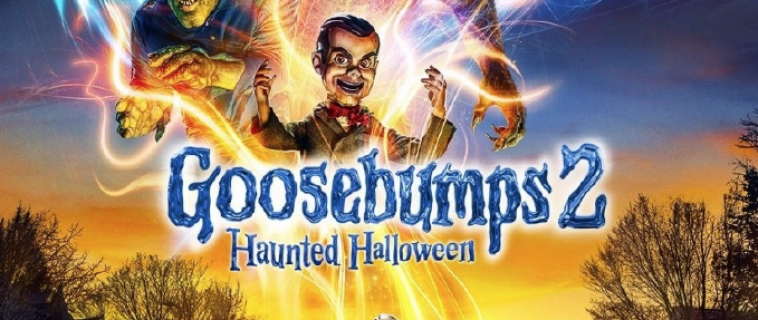 Goosebumps 2 looks like a lot of fun!
