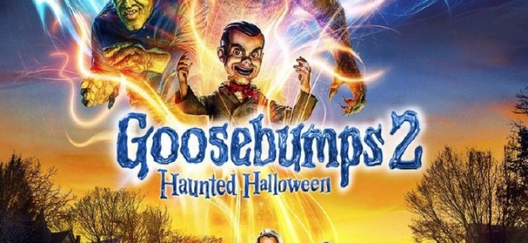 Goosebumps 2 looks like a lot of fun!