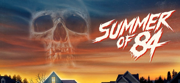 SUMMER OF '84 is going to premiere at Sundance