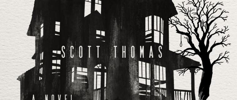 "Scott Thomas talking about his new horror novel ""KILL CREEK"""