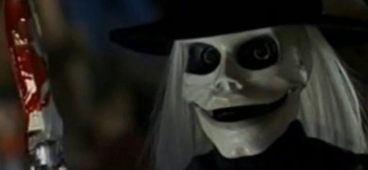 The Puppet Master remake being written by…