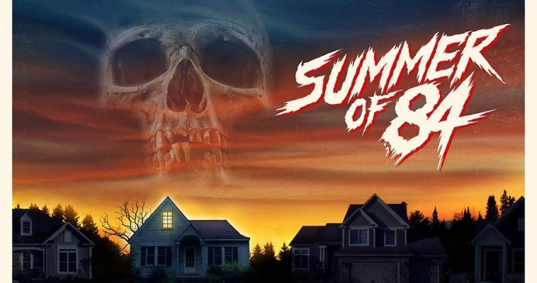 Summer of 84 has a release date!